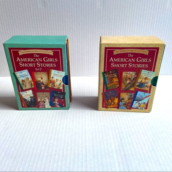 American Girls Short Story Set 1 & 2